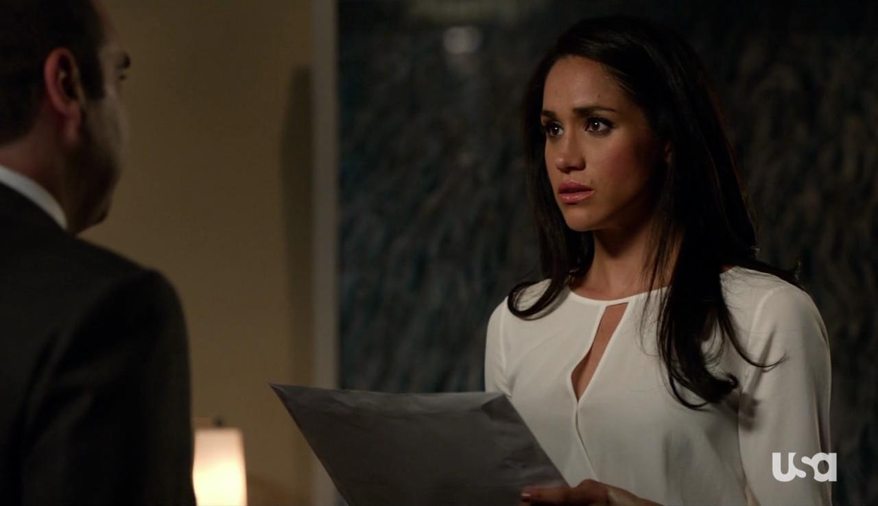 Meghan Markle Suits Season 3