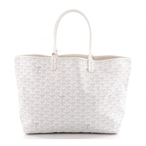 Goyard St. Louis Tote PM as seen on Meghan Markle