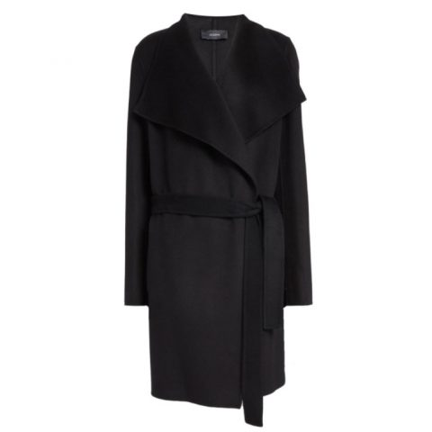 Joseph Lisa Long Double Cashmere Coat as worn by Meghan Markle