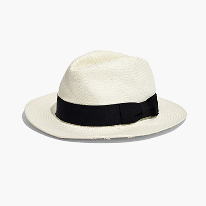 Madewell x Biltmore Panama Hat as seen on Meghan Markle