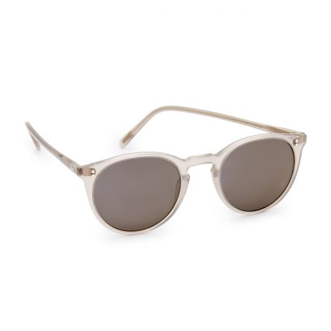 58e5d5f9590d Oliver Peoples The Row O Malley Sunglasses in Dove Grey as seen on Meghan  Markle