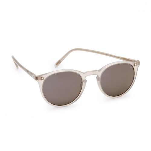 Oliver Peoples The Row O'Malley Sunglasses in Dove Grey as seen on Meghan Markle