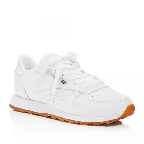 Reebok Classic Gum Sole Sneakers as seen on Meghan Markle