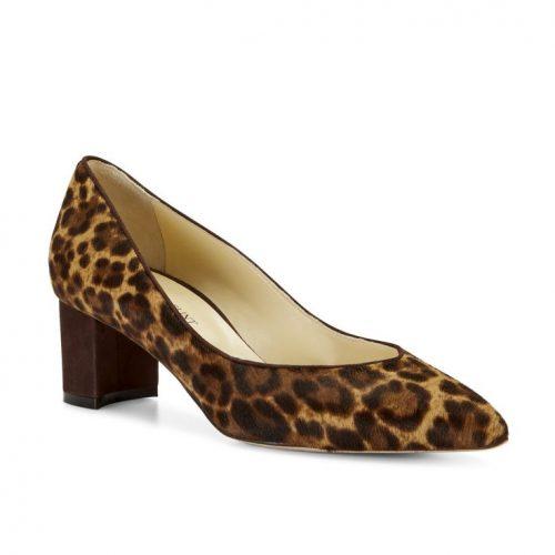 Sarah Flint 'Emma' Leopard Pumps as worn by Meghan Markle