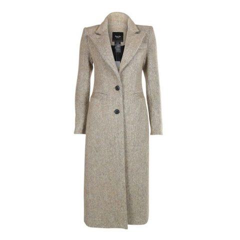 Smythe Brando coat as seen on Meghan Markle