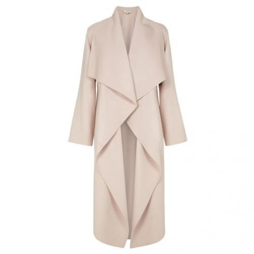 Hobbs London Loretta Waterfall Coat as seen on Meghan Markle