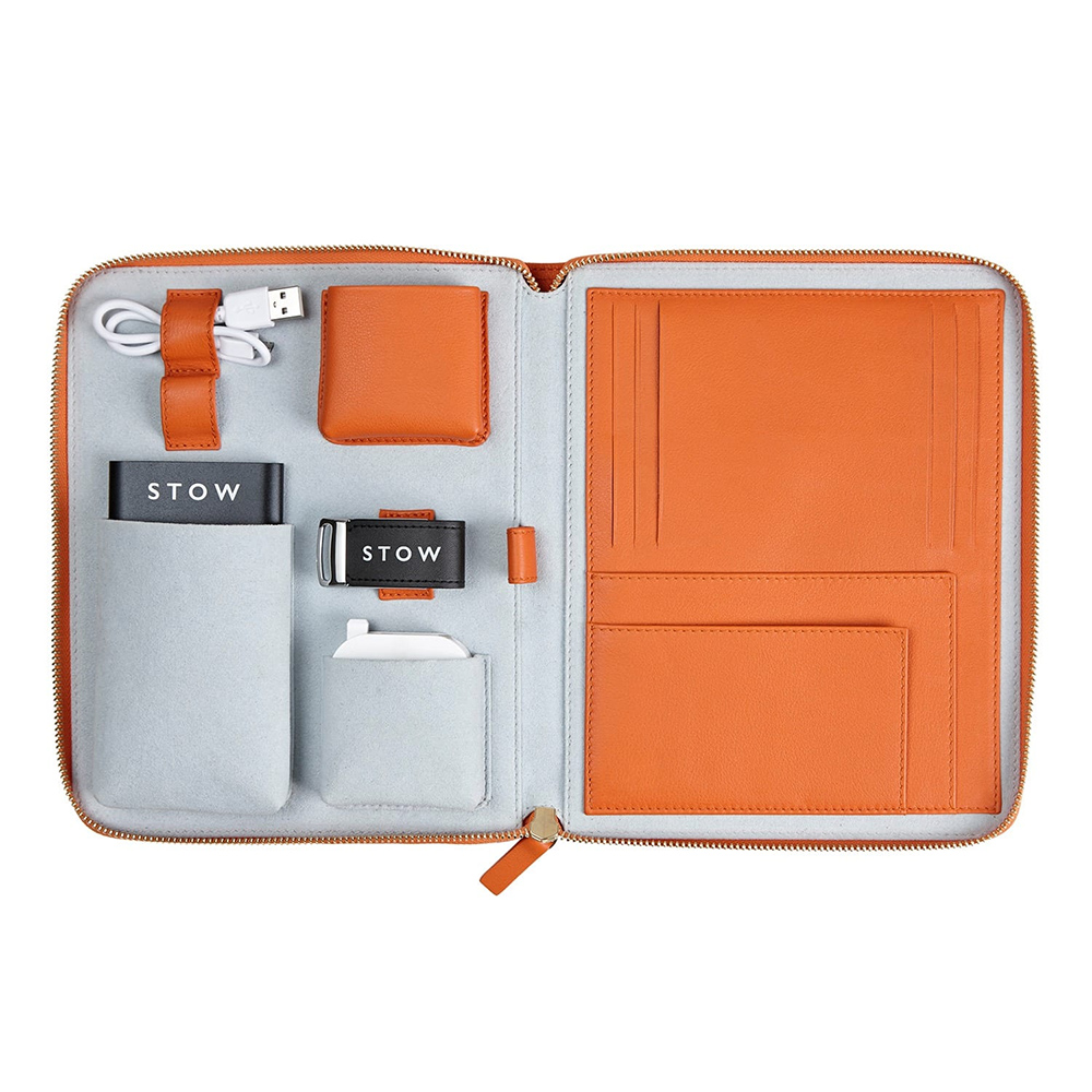 Stow International First Class Travel Tech Case as used by Meghan Markle