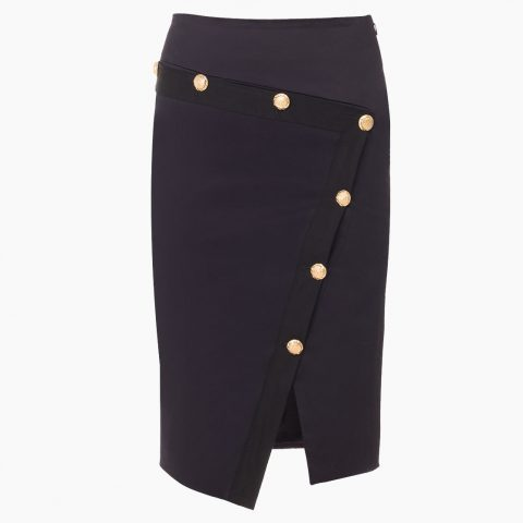 Veronica Beard Paradise Pencil Skirt as seen on Meghan Markle