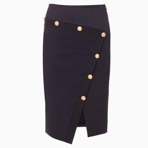 Veronica Beard Paradise Pencil Skirt as seen on Meghan Markle