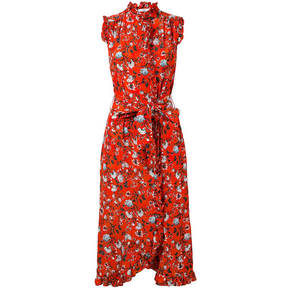Erdem Sebla Dress as seen on Meghan Markle