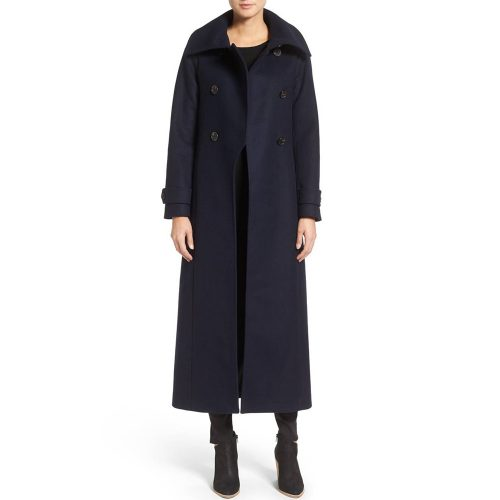 Mackage Double Breasted Military Maxi Coat as seen on Meghan Markle