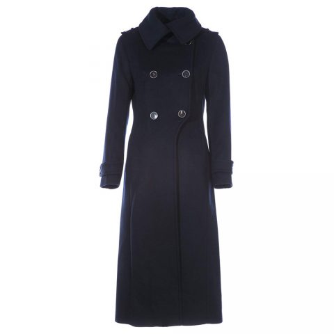 Mackage 'Elodie' military wool coat as seen on Meghan Markle