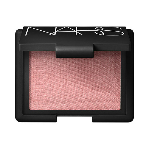 Nars blush in Orgasm, as used by Meghan Markle