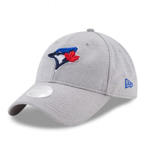 8d3dfd4fa14 New Era Toronto Blue Jays Cap in Grey as worn by Meghan Markle