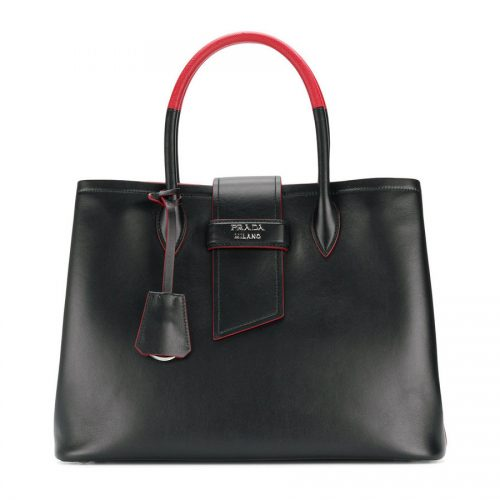Prada Paradigm tote bag as worn by Meghan Markle