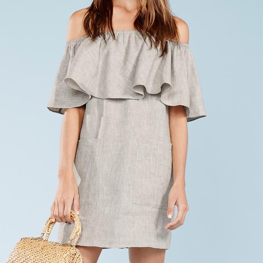 Reformation Tennessee Dress as seen on Meghan Markle