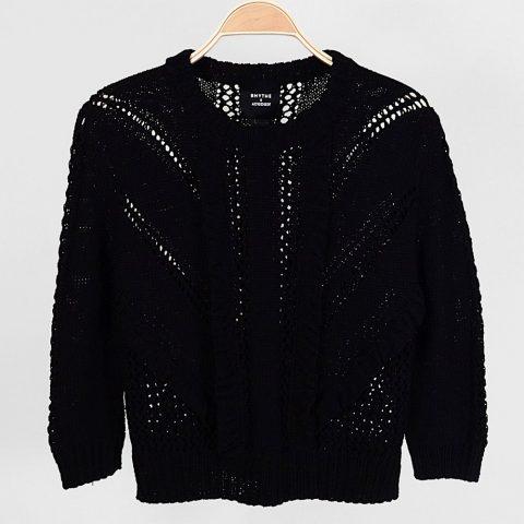 Smythe Handknit Ruffle Sweater as seen on Meghan Markle