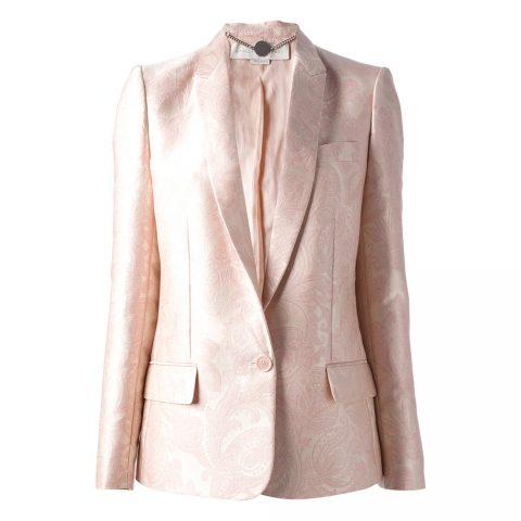 Stella McCartney Floral Jacquard Blazer as seen on Meghan Markle