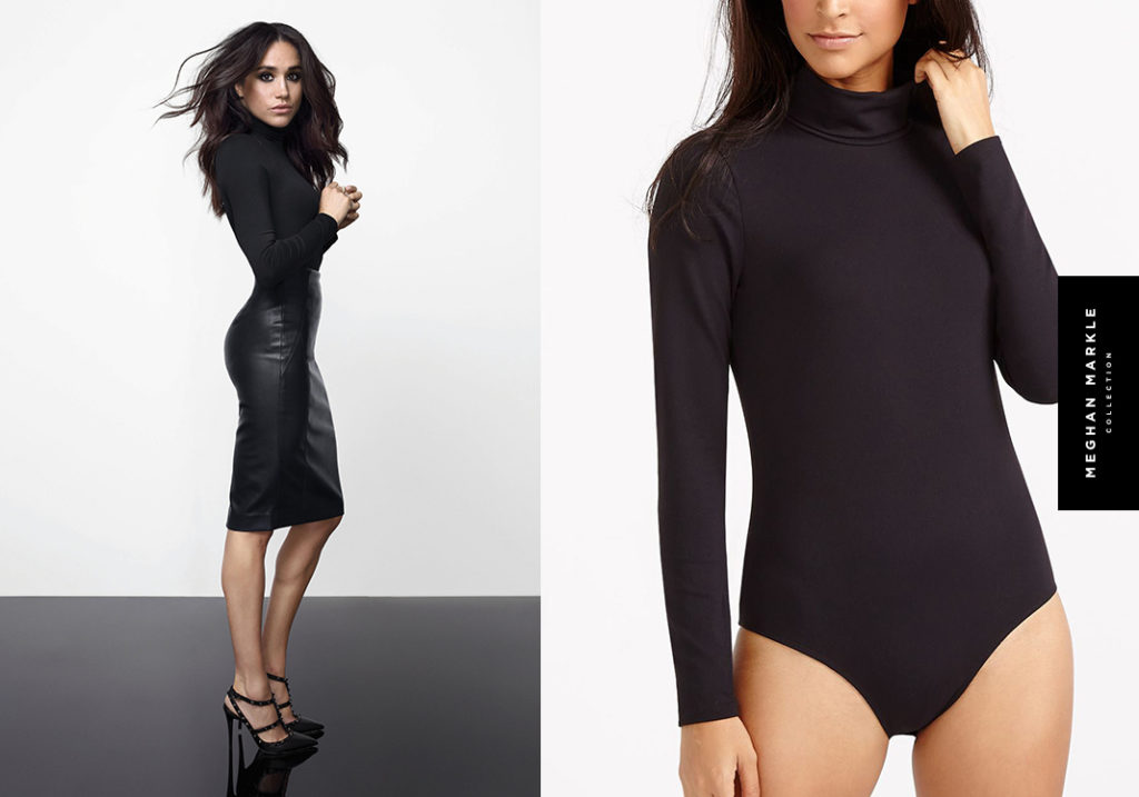 The Bodysuit by Meghan Markle for Reitmans