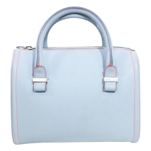 Victoria Beckham Light Blue Mini Tote Bag as worn by Meghan Markle