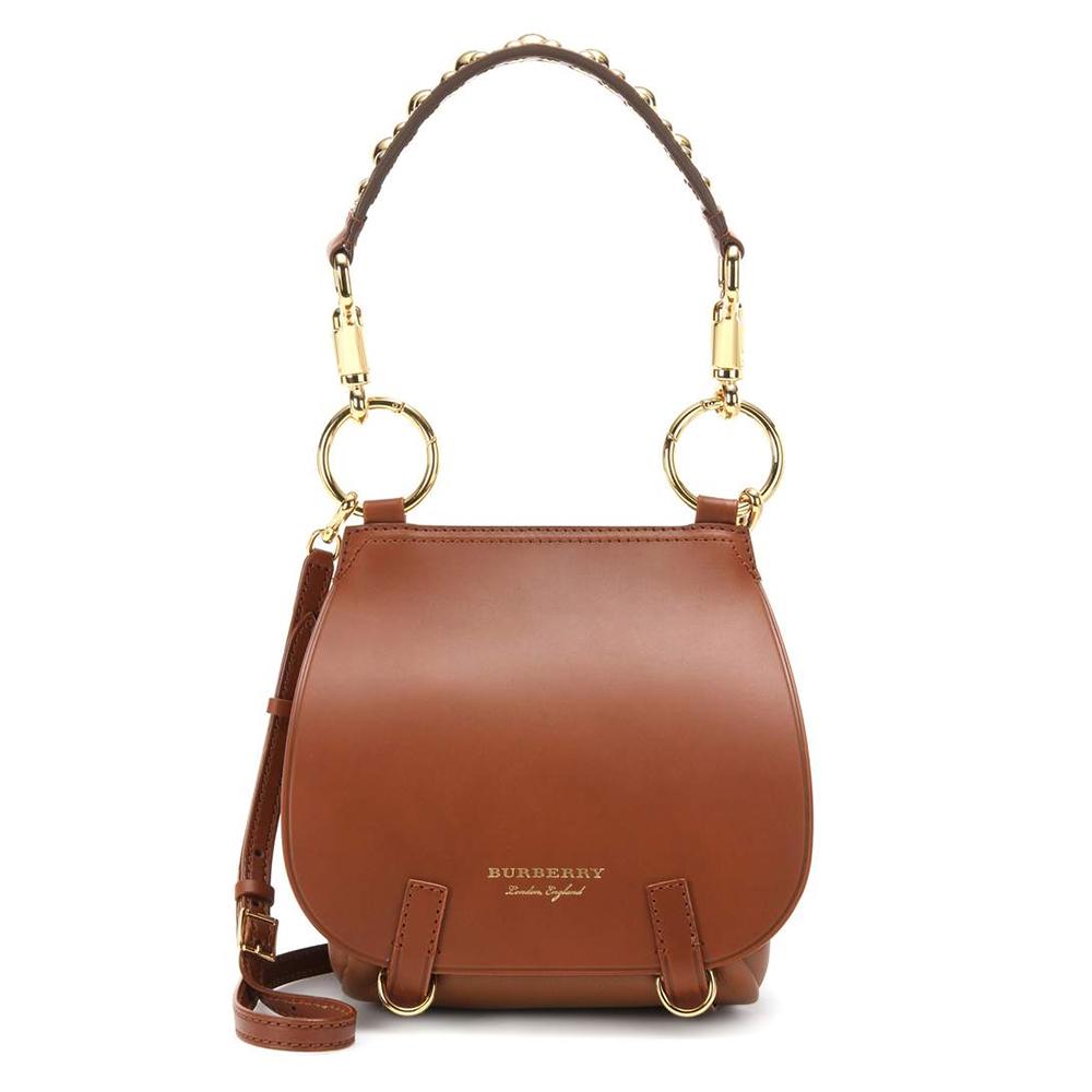 53b658392083 Burberry Bridle Bag as worn by Meghan Markle