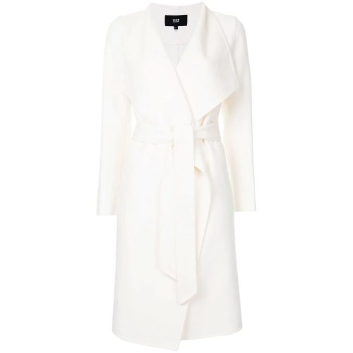 Line the Label 'Mara' Wrap Coat aka the Meghan coat as seen on Meghan Markle