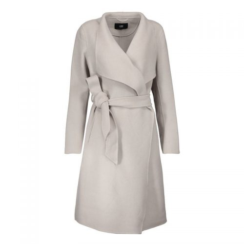 Line the Label Mara Wrap Coat as seen on Meghan Markle