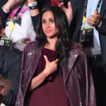 Meghan Markle at the Invictus Games opening ceremony in Toronto on September 23, 2017.