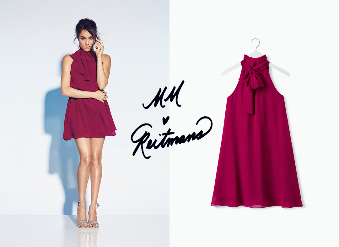 The Meghan Markle Dress Collection x Reitmans - The Date Night