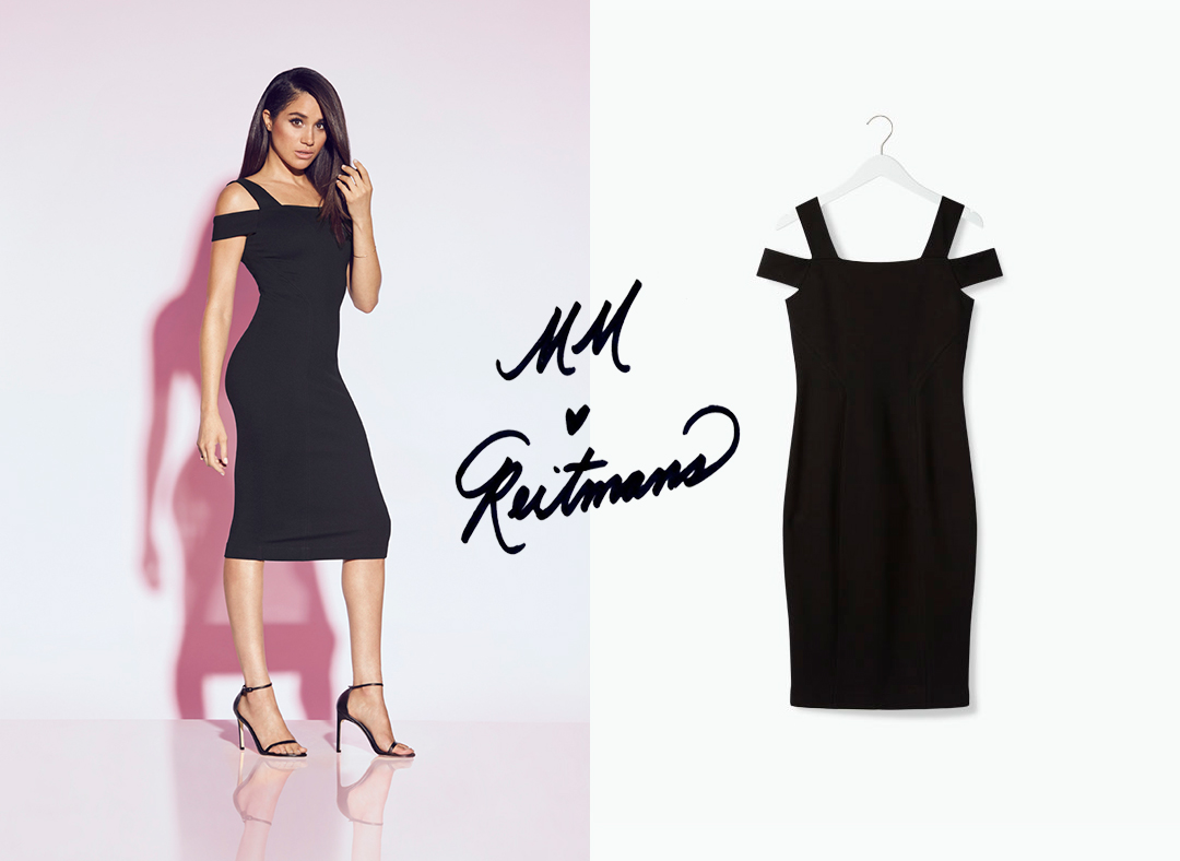 The Meghan Markle Dress Collection x Reitmans - The Soiree
