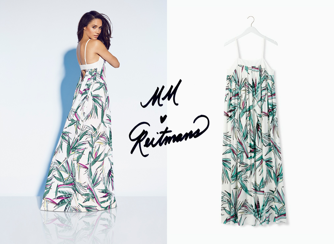 The Meghan Markle Dress Collection x Reitmans - The Sunset