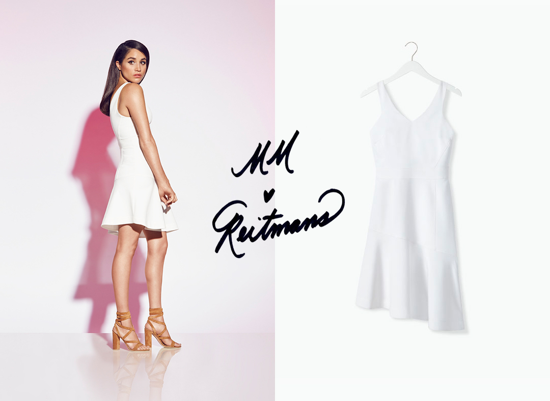 The Meghan Markle Dress Collection x Reitmans - The Terrace