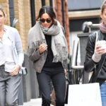 Meghan Markle shopping in London after move to Kensington Palace - November 20, 2017.