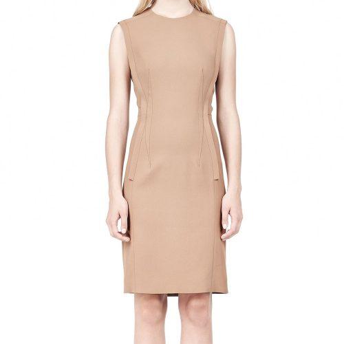Alexander Wang Exposed Dart Sheath Dress as seen on Meghan Markle as Rachel Zane on Suits Season 4 Episode 1.