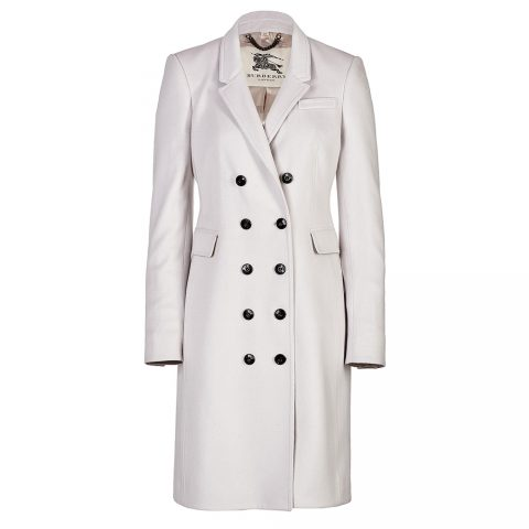 Burberry Cashmere Northcombe Coat as worn by Meghan Markle as Rachel Zane on Suits.