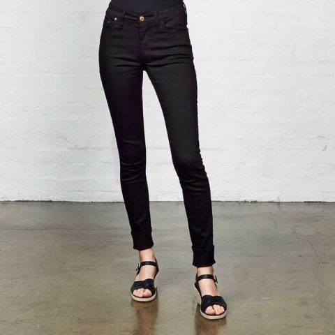 Hiut Denim The Dina High Waist Skinny Fit Jeans as worn by Meghan Markle