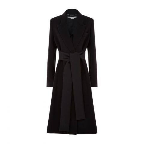 Stella McCartney Tie Detail Coat as worn by Meghan Markle