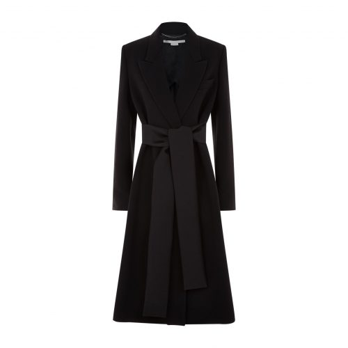 Stella McCartney Tie Detail Coat as worn by Meghan Markle
