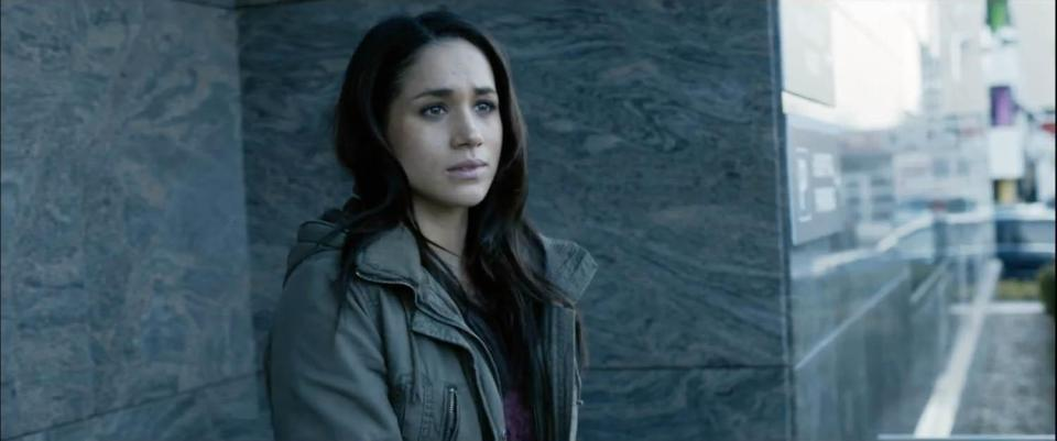 Meghan Markle as Kirsten in Anti-Social