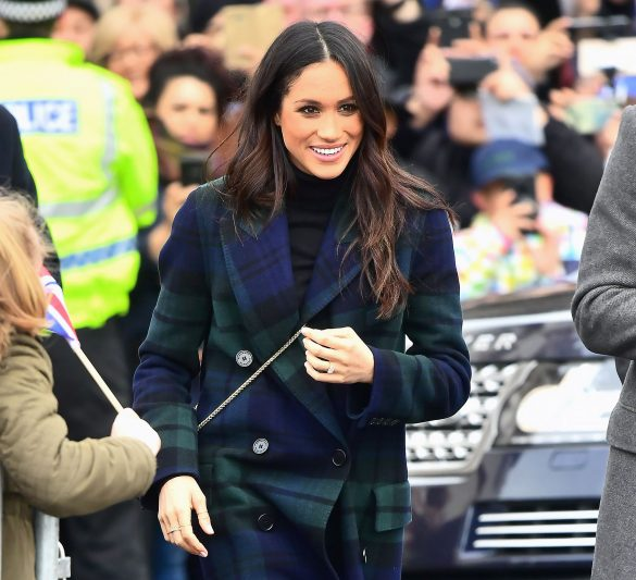 Royal Visit: Meghan and Harry at Edinburgh Castle, Social Bite and Palace of Holyroodhouse in Scotland