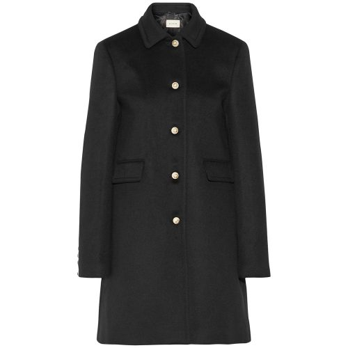 Gucci Wool Coat as seen on Meghan Markle as Rachel Zane on Suits.
