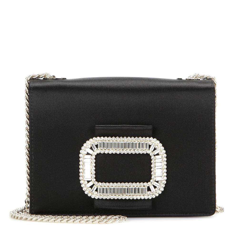 Roger Vivier Pilgrim Micro embellished evening bag as worn by Meghan Markle  as Rachel Zane on bfee6a77d0b1e