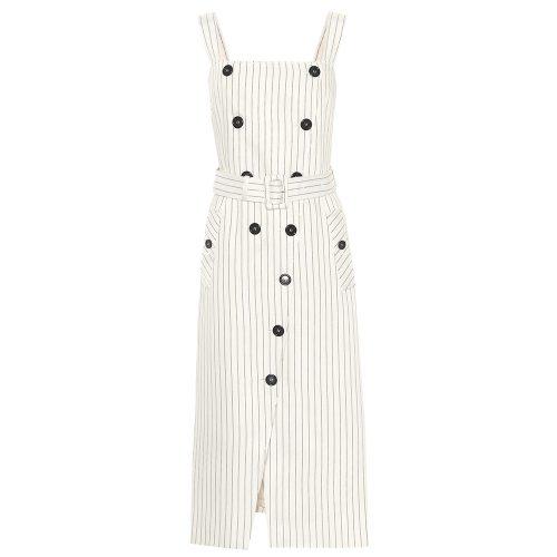 Altuzarra Audrey Striped Dress as seen on Meghan Markle