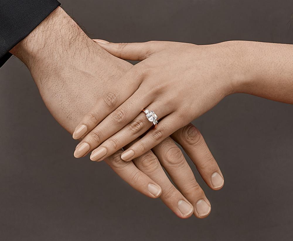 Buckley London Launch Near Identical Meghan Markle Engagement Ring Replica