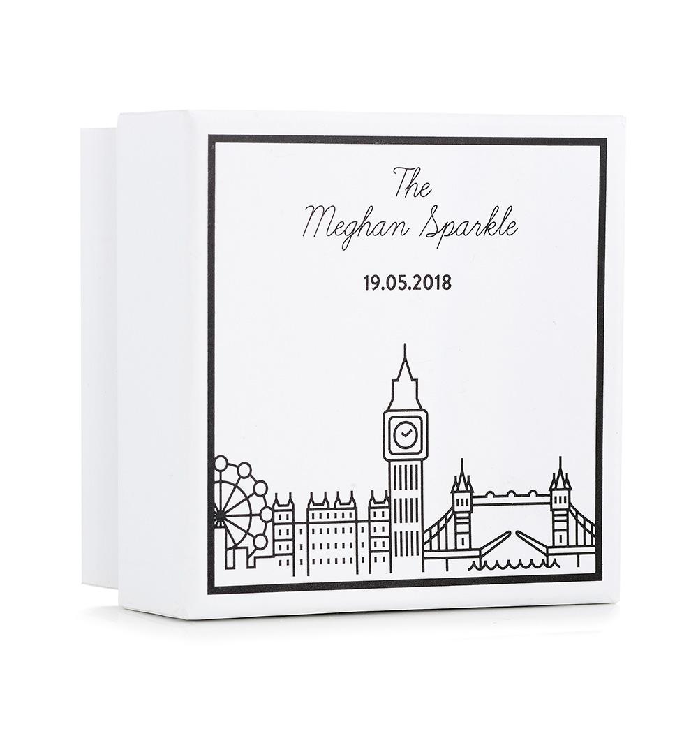 Buckley London Meghan Sparkle engagement ring replica