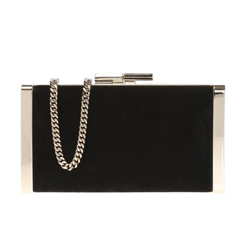 Jimmy Choo J Box Clutch Bag as seen on Meghan Markle