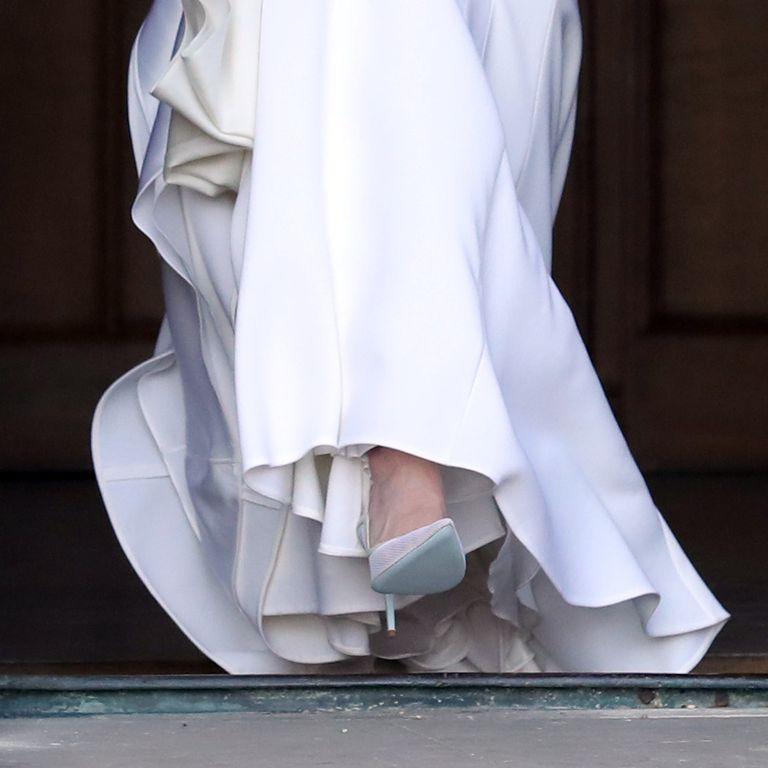 Wedding Reception Shoes Meghan Maven