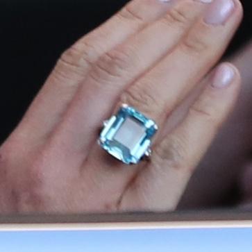 Aquamarine Ring Meghan Maven