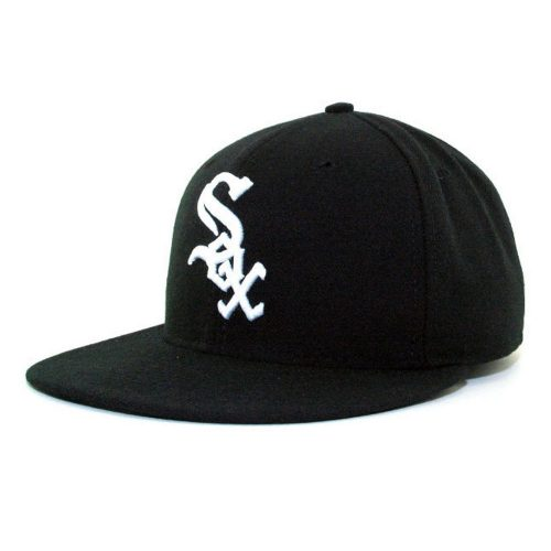 New Era Chicago White Sox Fitted Cap as seen on Meghan Markle