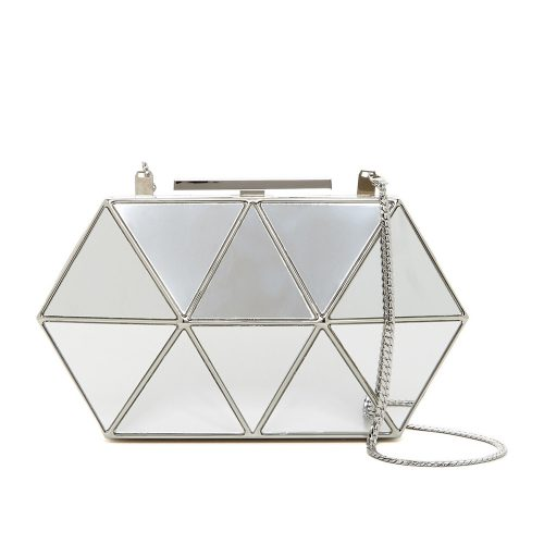 Vince Camuto Aleni Evening Clutch as seen on Meghan Markle